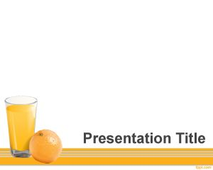 Template vitamina C PowerPoint