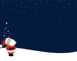 Santa Claus PowerPoint Template