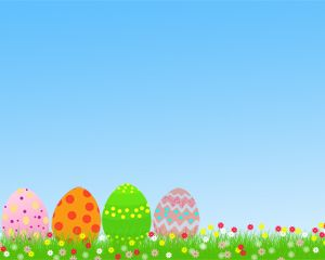 Easter Free PowerPoint Template
