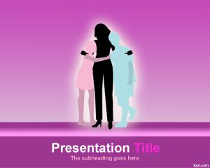 Motherhood PowerPoint Template