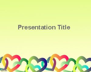 Free Valentine's Day PowerPoint Template
