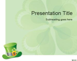 Lucky PowerPoint Template