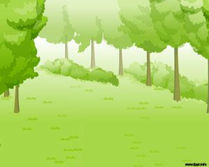 Green Forest PowerPoint