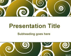 Acadele PowerPoint Template