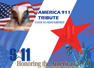 911 events to promote national unity