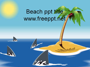 Beach powerpoint templates free download free beach slides resolutions at freeppt as requested by one of our users here we created beach powerpoint template a simple and free beach template toneelgroepblik Gallery