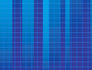 Blue Grid Lines Pattern powerpoint template
