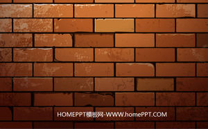 Brick Wall Brick Slide Background Image