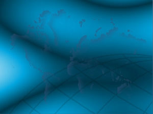 Classic earth PPT background image