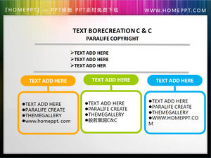 Concatenation of PowerPoint text box material download