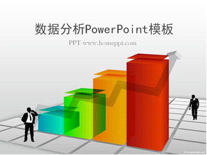 Data Statistics Analysis PowerPoint templates are available for free download.