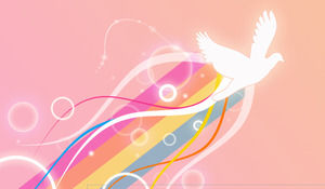 Dove of peace powerpoint templates free download dove of peace image background template for powerpoint presentation this peace dove template is a free powerpoint template background that you can use for toneelgroepblik Image collections