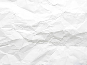 Four pleated paper PPT background image