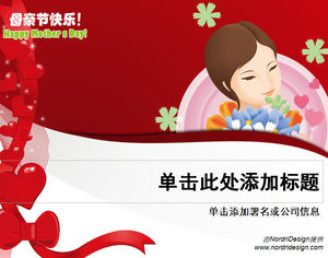 Happy mother's day Happy Mother's Day ppt template