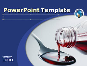 Template Powerpoint Farmasi Medis Powerpoint Template Free Download
