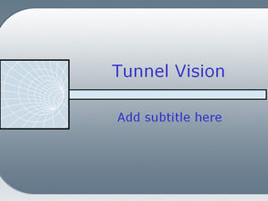 Pipe tunel-Technology șablon PPT