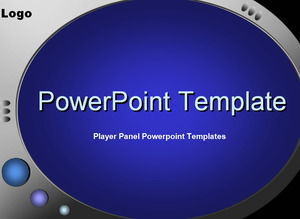 Player Panel Powerpoint Templates