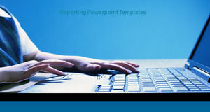 Reporting Powerpoint Templates