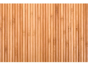 Two bamboo bamboo mat PPT background picture
