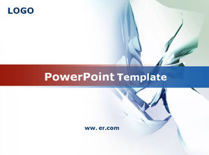 White style of Powerpoint, the Templates